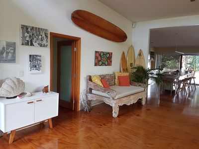 Photo for Moonyah Beach House - Play, Explore and Relax at your Private Beach House