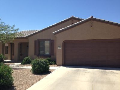 Photo for Charming Sun City Grand Rental: Large,Private Yard -Great Location!