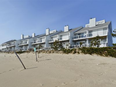Photo for FREE ACTIVITIES!  Beautiful oceanfront town home with an elegant feel and perfect beach front location