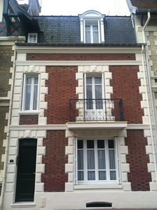Photo for House in Deauville - Between city center and sea - 4 bedrooms - From 4 to 7 people