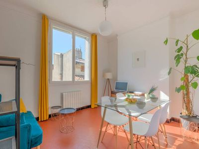 Photo for Beautiful and bright apartment two steps from the Vieux-Port - Air Rental