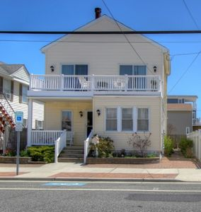 Photo for Three decks and a a lovely patio for enjoying the fresh air at the beach
