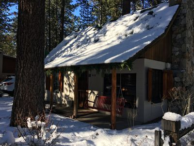 Photo for Cozy Cabin / Hot Tub, 2 Blocks to Lake - Heavenly / Casinos Closeby
