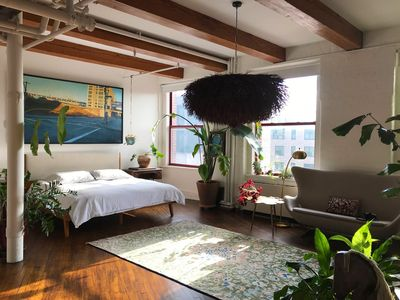 Photo for Luxurious sunny loft in the heart of Williamsburg