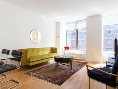 Photo for Vintage 1BR in FiDi by Sonder