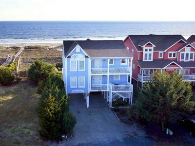 Photo for Enjoy amazing oceanfront views!