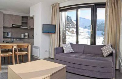 Photo for Residence Les Terrasses de Véret *** - 4-Room Apartment + Sleeps 10 People