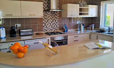 Photo for Top house! Detached villa with air conditioning and heating, private pool