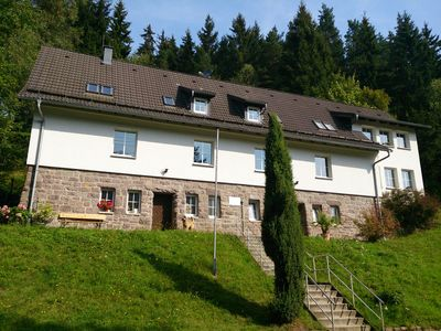 Photo for House Lütsche - right on the lake in the Thuringian Forest