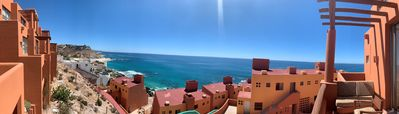 Photo for One bedroom suite with balcony overlooking The Sea of Cortez