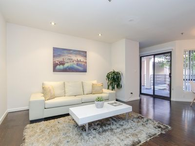 Photo for BEST LOCATION! BEVERLY HILLS EXECUTIVE -WALK TO THE GROVE,CEDARS HOSPITAL & WEHO