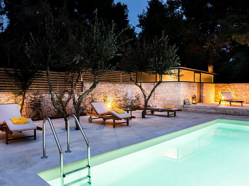 Villa in chania kreta 10 personen 8650734