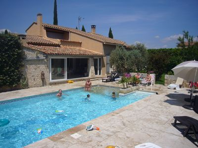 Photo for VILLA WITH POOL BETWEEN ALPILLES AND DURANCE