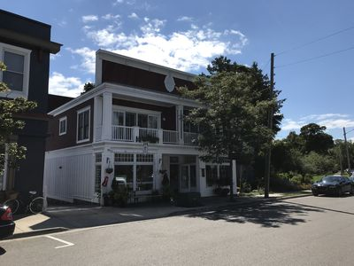 Photo for Charming condo downtown Harbor Springs