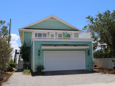 Photo for Private Oceanfront 5 Bdrm Beach House.  You can not get closer to the beach!!