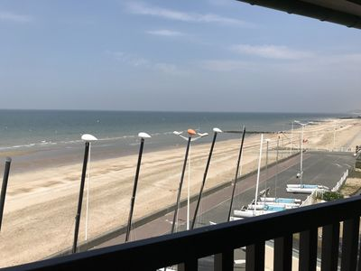 Photo for Beautiful three rooms on the beach, great view