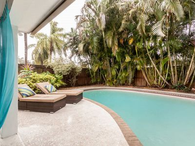 Photo for Private & Cozy Pool Home 2 Bedroom/1 Bath