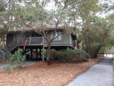Photo for Sun Fun Cottage at Kiawah Island - Inlet Cove - 3 Bedrooms and 2 Baths