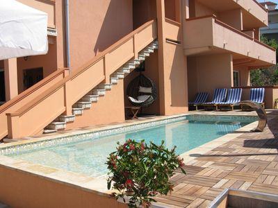 Photo for Holiday apartment with balcony and air conditioning 4