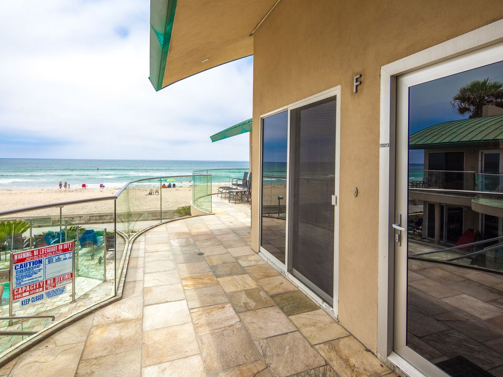 2nd Floor Surf Rider Condo In Mission Beach Hot Tub And Ocean View