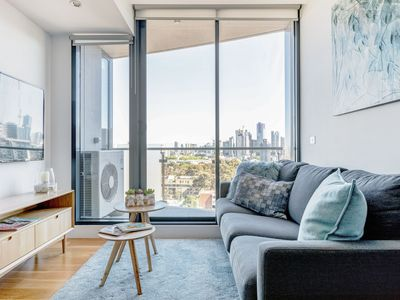 Photo for Stylish Luxury Apartment with Fabulous Views