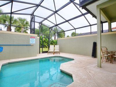 Photo for CLOSE TO CLUBHOUSE,  NO REAR NEIGHBORS, 2 MASTER SUITES, FREE WIFI!!