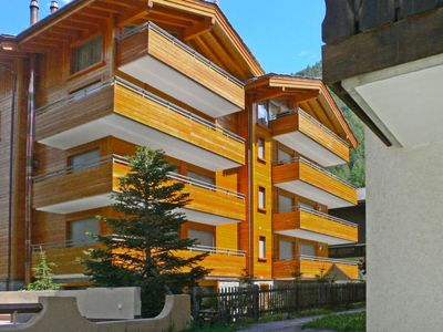Photo for Apartment Rütschi in Zermatt - 2 persons, 1 bedrooms