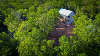 Photo for Trinity Trails Ranch: Lakeview Cabin In 6 Acres Adjacent To Lake Aquilla