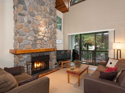 Photo for From $280/night Whistler Gables 3 bedroom 150 metres Village lift free parking