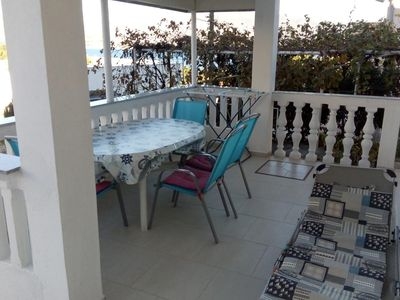 Photo for One bedroom apartment with terrace Slatine (Čiovo)