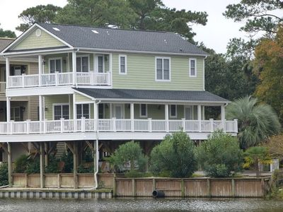 Photo for Ocean Lakes -'Beautiful Lakefront Home' (Site MH-09A) 'Reserve 2019 & 2020 now'