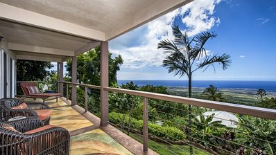 Photo for Beautiful Hillside Oceanview Home