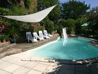 Photo for Manor East Wing. Aveyron-Cantal. Stunning Views Over River Lot, Sleeps 6.