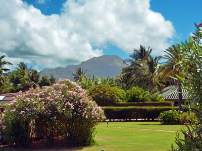 Photo for Gorgeous Greenbelt Combo- Poipu Kai Resort, Walk to the Beach, Sleeps 14