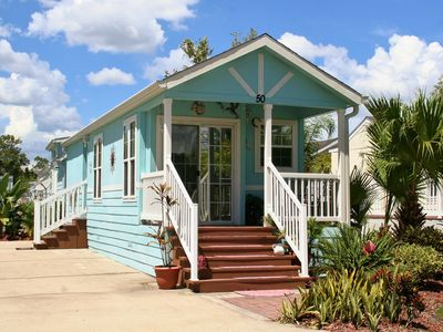Photo for 1BR Cottage Vacation Rental in Kissimmee, Florida