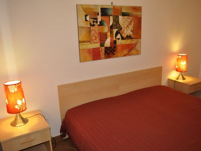 Photo for IN A RESIDENCE, QUIET AREA, IDEAL FOR FAMILIES, FREE WIFI