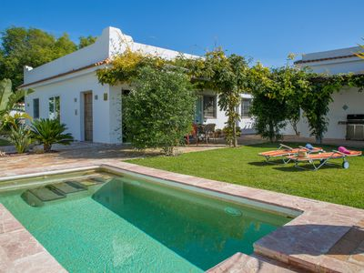 Photo for Villa Guadalupe, a stylish 3 bedroom house, 2 bathrooms, private pool, sea views