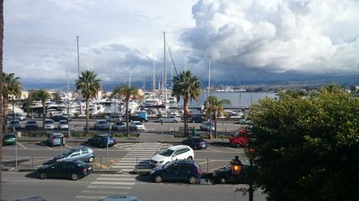 Photo for Apartment in Milazzo harbor view