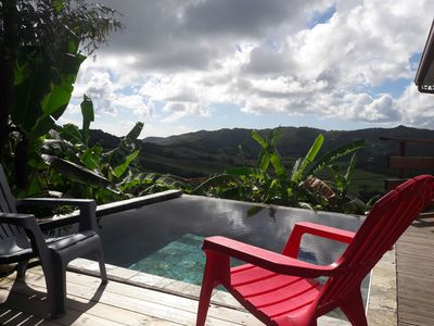Photo for Charming LODGE with panoramic views