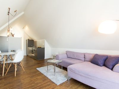 Photo for Romantic, quiet location on the Alter Strom - modern and most