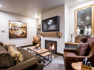 Photo for Luxury Suite 203 at The Galleries of Whitefish, in the HEART of downtown!