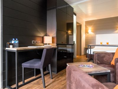 Photo for Palais RinÔur - Cosy studio close to stations and Old City - Welkeys