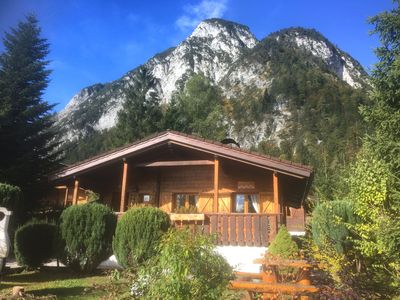 Photo for Chalet located in Tyrolean style, beautifully situated near the Achensee!