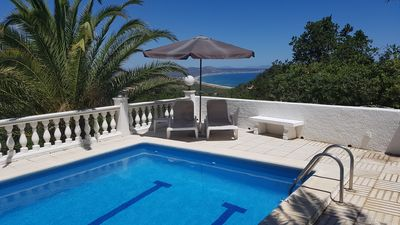 Photo for exclusiv villa with superb sea view over the beach of Pals