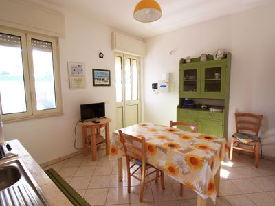 Photo for Only a few meters from the sea - Le Lampare Blu