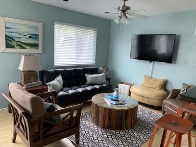 Photo for Bliss! 30 Second Walk to Beach! Ocean View 1 Bedroom Apartment in Mission Beach