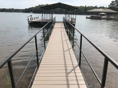 Photo for Spacious, Newly Renovated 2BR/2BA Lakefront  Home. Million Dollar Views!