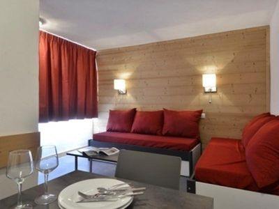 Photo for Apartment Plagne Bellecôte, 1 bedroom, 5 persons