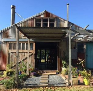 Photo for Byron Bay Historic Barnstay at Tooraloo Farmstay. Events Allowed. Pet Friendly.