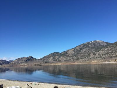 Photo for Osoyoos Lakefront Garden Suite